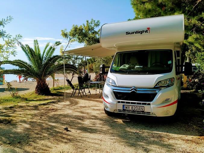 Chorwacki Split - Camping Split Stobreč